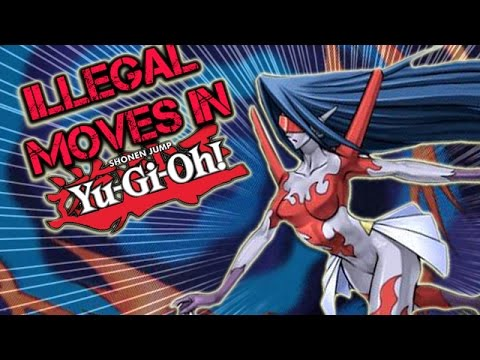 Illegal Moves In Yugioh - Episode 2