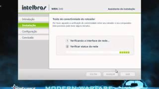 Tutorial Como Configurar O Roteador Wireless Intelbras