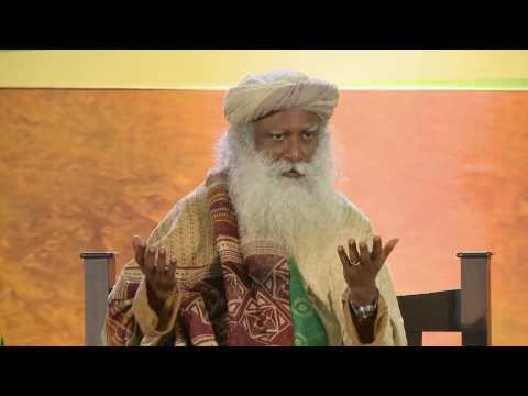 Why You Need To Be Heard - Arianna Huffington and Sadhguru