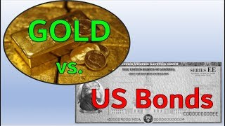 Gold Price Update - Us Bond Collapse Ahead?