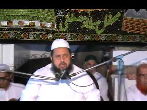 Part 6 Maulana Mufti Iqbal Chishti Mehfil in Gojra, on Chaliswan of Qari Bashir Ahmad Sialvi (RA)