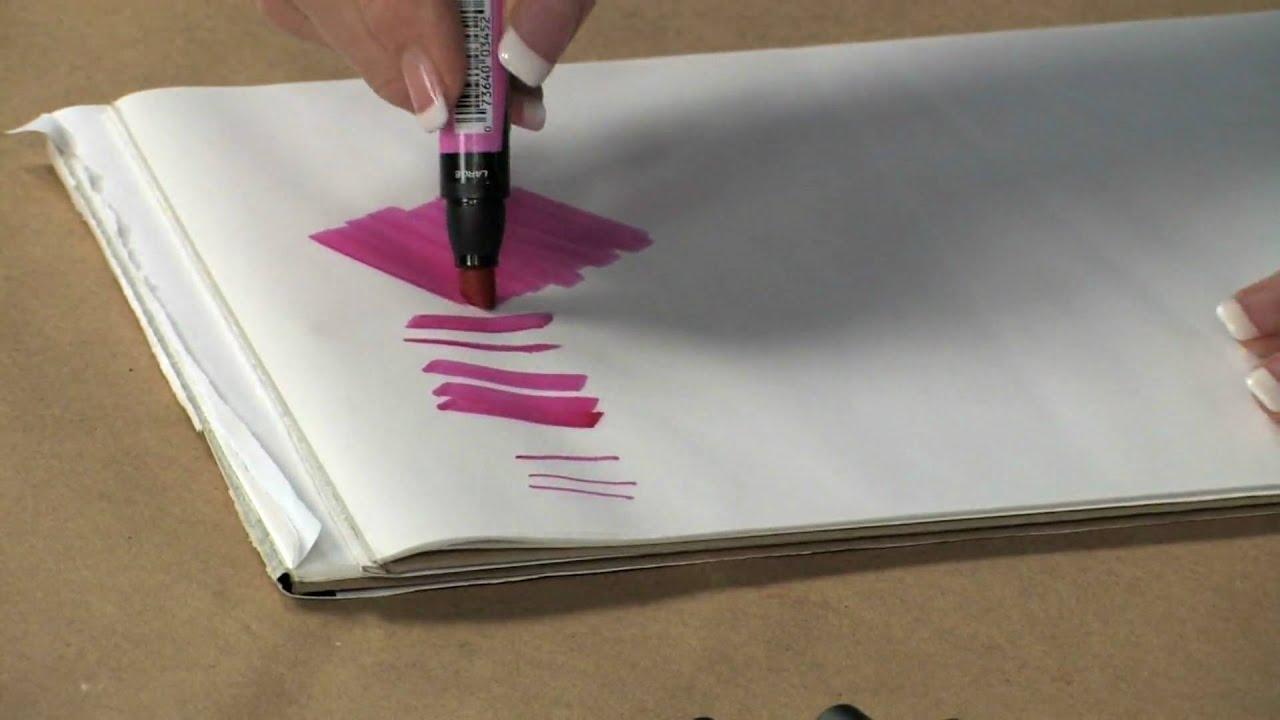 how to use colorless blender prismacolor marker
