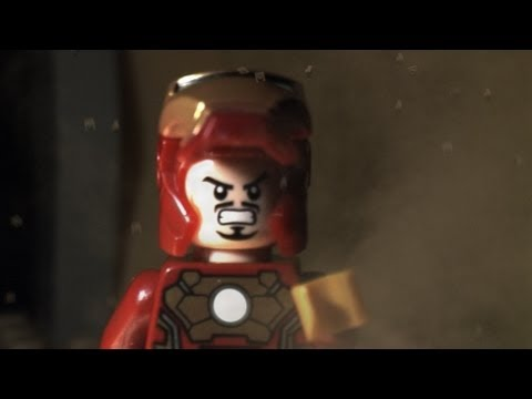 Lego Iron Man 3 Trailer #2, Made by Antonio Toscano and Andrea Toscano. Special thanks to Giuseppe Mannino. Watch the original trailer here: http://youtu.be/Ke1Y3P9D0Bc