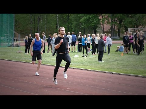 150m Speed Endurance Training