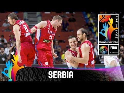 Kako je Srbija izgledala u Španiji