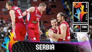 Serbia - Tournament Highlights - 2014 FIBA Basketball World Cup