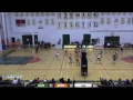 Playoff Volleyball Durham Lords vs Mohawk Mountaineers Feb 17 2018