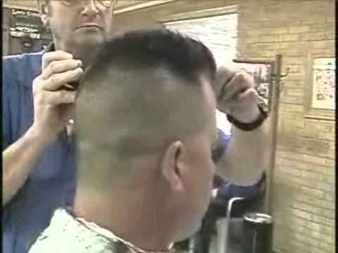 Barber Shop Video Mr Flattop