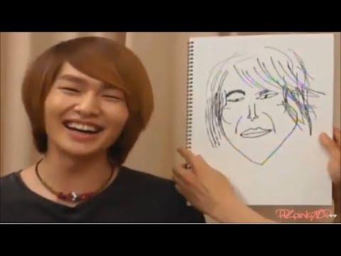 [120511] SHINee 샤이니 Masterpiece Drawings 'XD