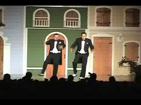 Palladium Mambo Legends - Puerto Rico Salsa Congress 2008