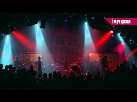 The Devil Wears Prada - Born To Lose / Escape  (Official HD Live Video)