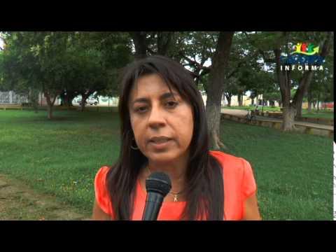 Prefeitura intensifica limpeza de Praças e Vias