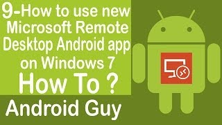 How To Use The New Microsoft Remote Desktop App For