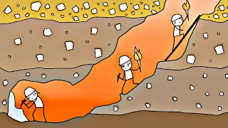 Why Is It Hot Underground? This Cartoon Will Explain In Just Three Minutes.
