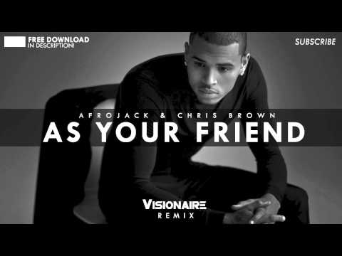 As Your Friend (Visionaire Remix)