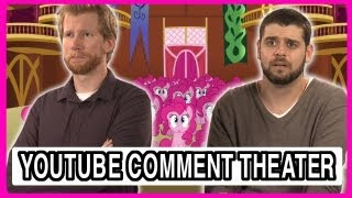 [My Little Pony - Too Many Pinkie Pies - YouTube Comment Theater] Video