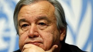 غوتيريس الأوفر حظا لمنصب الأمين العام للأمم المتحدة |