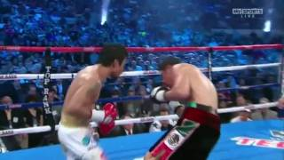PACQUIAO'S BEST PUNCHES Vs MARGARITO «HD»