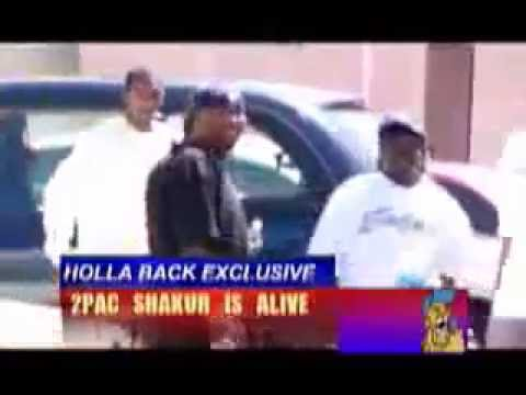 Tupac Shakur Is ALive!!!! video in Cuba