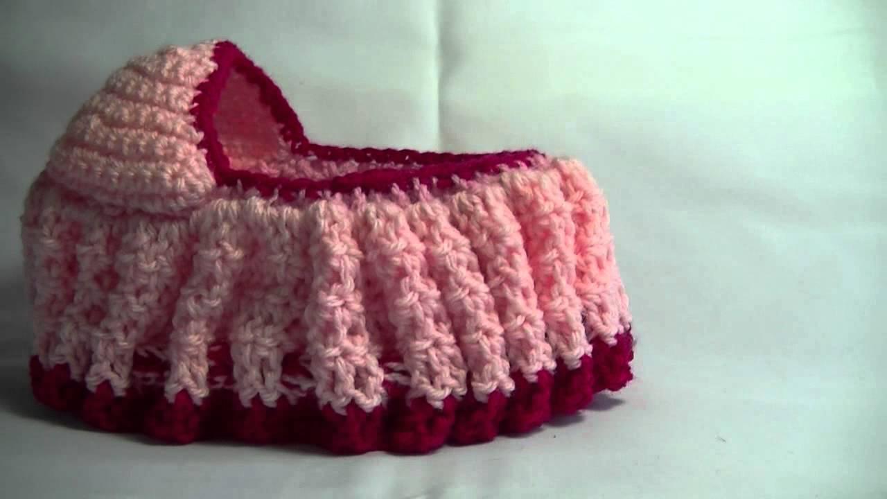 Crochet Bag Pattern Cotton : Crochet Cradle Purse Part 3 of 3 Bag / purse that turns ...