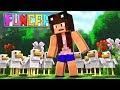 THE QUEEN OF CHICKENS Minecraft FunCraft Episode 9