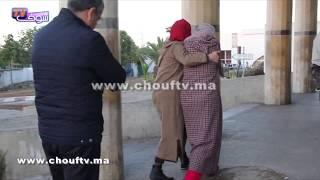 بالفيديو..لحظة انهيار زوجة ضحية سور الدارالبيضاء ..وصلات لمستشفى محمد الخامس وعرفات راجلها مات..ردة فعل مؤثرة |