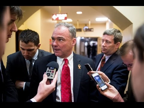 Senate Democrat: Obama 'Must' Come to Congress Before Iraq Military Action