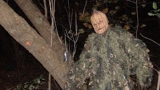 Mr. Pumpkin - Halloween (SA Wardega) Is this the creepiest Halloween prank of the season?