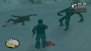 Misterios De GTA San Andreas (GTA Terror Mod)(Parte 4