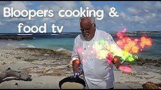 Faily pri varení
