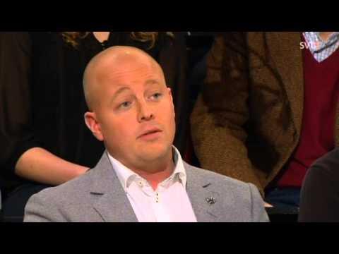 SVT Debatt 7/11 Inte rasist, men vs Björn Söder