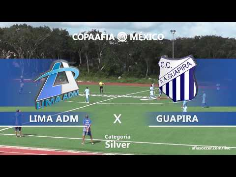 Copa AFIA México 2017 - LIMA ADM X GUAPIRA - SILVER - 14/11/2017