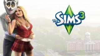 Król Julian Gra W The Sims 3 Cz.2