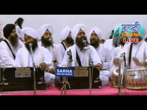 Bhai Manpreet Singh Ji Kanpuri- Kirtan 22.July.2011 Paschim Vihar, New Delhi