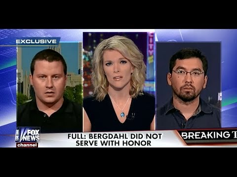 • Platoon Mates Say Bowe Bergdahl Was A Deserter • Kelly File • 6/2/14 •