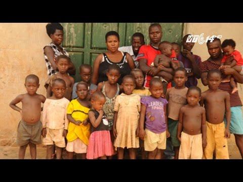 (VTC14)_Người phụ nữ mắn đẻ nhất thế giới: 37 tuổi có 38 đứa con