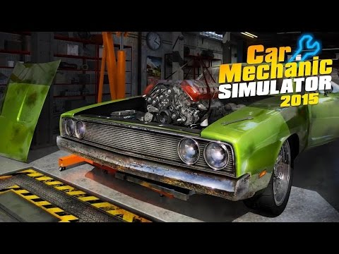 Kaza Yaptım! - Car Mechanic Simulator 2015 #3 | FİNAL