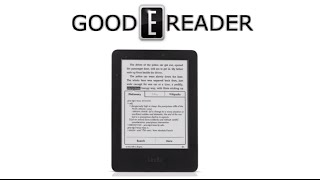 Kindle Basic Touch 2014 Review