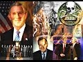BUSHS' BROTHERHOOD OF DEATH *SKULL & BONES* U.S. PRESIDENTS FREEMASON SATANIC WORSHIP-PT 4
