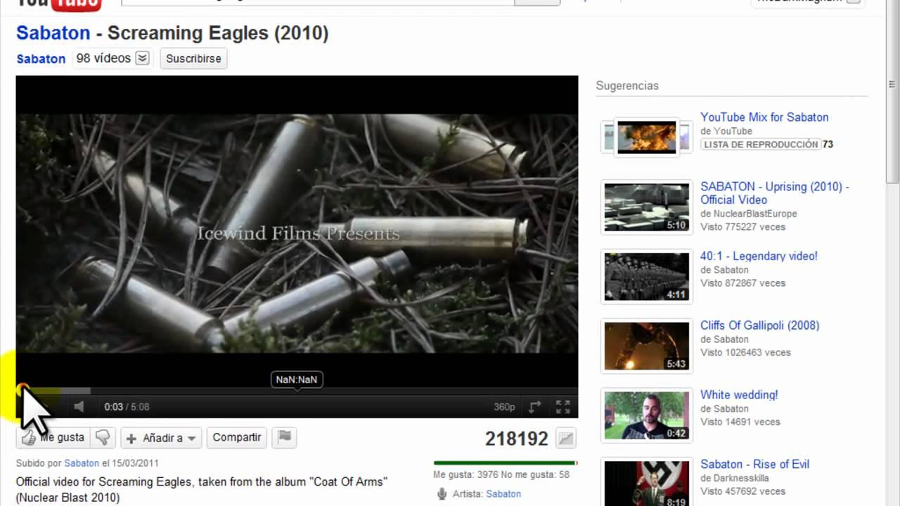 Paginas Paramusica De Youtube Sin Programas