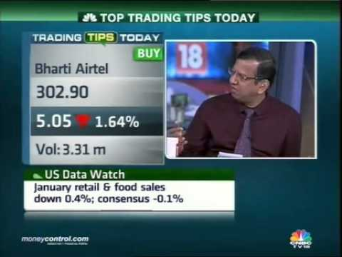 Bharti Airtel may test Rs 318: SP Tulsian