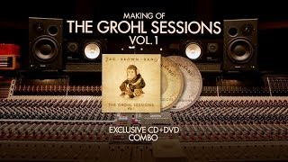 Zac Brown Band 'The Grohl Sessions Vol. 1' CD+DVD