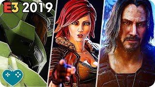 Microsoft E3 2019: All Trailers from Microsofts E3 Show | E3 2019 RECAP