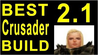 Best Crusader Build 2.1.1 Diablo 3 Reaper Of Souls Iron