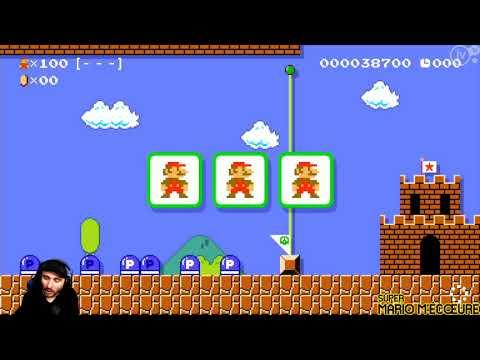 [Ep#117] Super Mario M'écoeure - Un chemin parsemer d'embûche