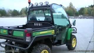 Gator XUV 855D Diesel 4x4 John Deere From Moline Illinois