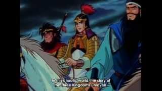 (MG) Romance Of The Three Kingdom Episode 1