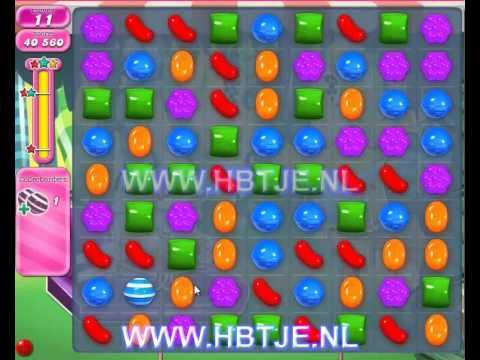 Candy Crush Saga level 412