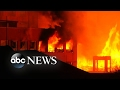 Monster fire in Raleigh forces hundreds to evacuate their homes