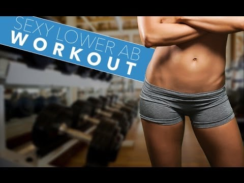 Lower belly abs blast lower ab workout for beginners youtube